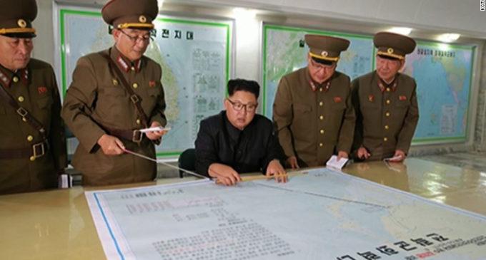 """Corea del Norte amenaza a Estados Unidos con un """"ataque sin piedad"""""""