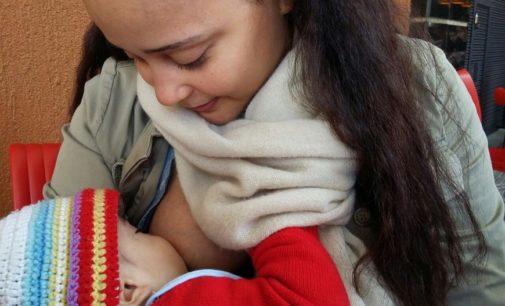 Solo leche materna durante los primeros 6 meses de vida