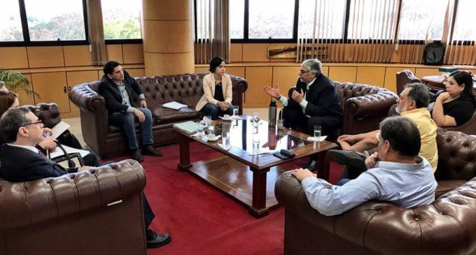 Presentan proyecto a Senadores y buscan dialogar con el sector campesino