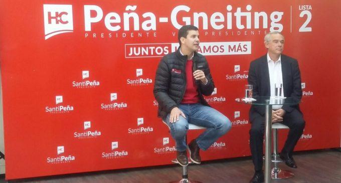"""Santi Peña: """"La lucha contra el EPP va a ser una lucha frontal"""""""