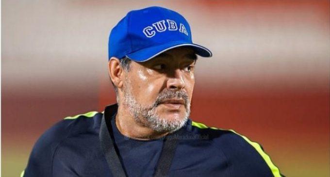 De Kempes a Chilavert: masivo repudio contra Maradona por su apoyo a Maduro