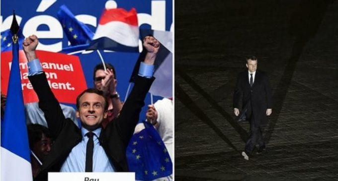 Emmanuel Macron, ¿estrella fugaz?: del ascenso meteórico al derrumbe brutal de su imagen en 100 días