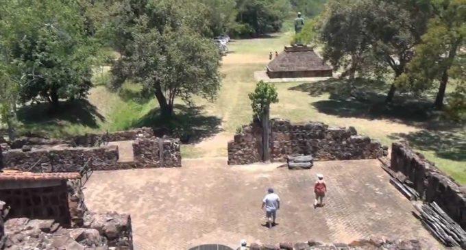 Proyectan convertir en lugar histórico fábrica de pólvora de Minas Cue