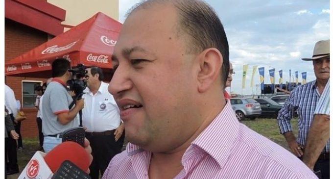 Federico Vergara, electo nuevo Gobernador de Itapúa