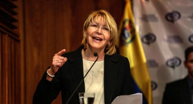 Condena mundial por destitución de Fiscal General de Venezuela