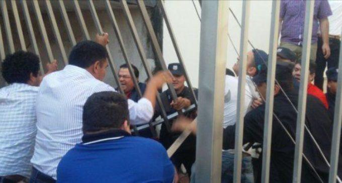 Investigan atropello a Gobernación del Guairá