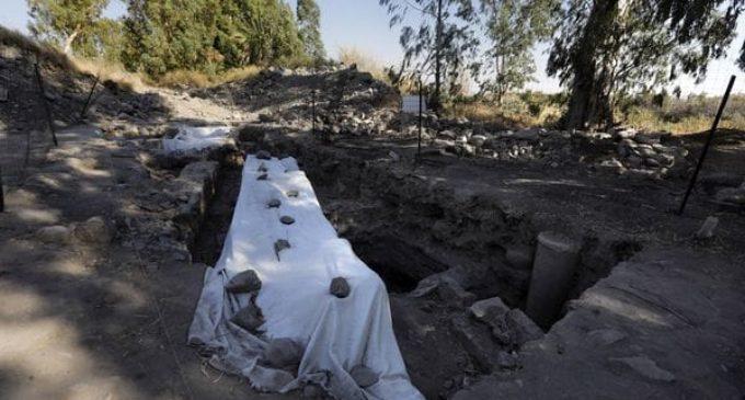Arqueólogos aseguran haber encontrado el lugar donde Jesús multiplicó los panes y los peces