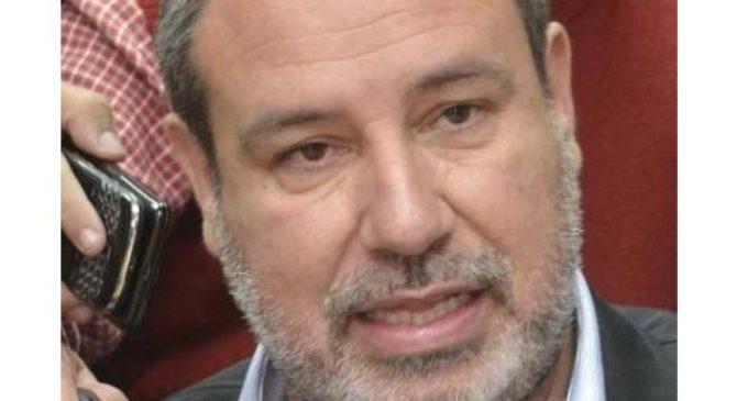 """""""Por cuestiones políticas"""", polideportivo no se construye en seccional de CDE, dice Gobernador"""