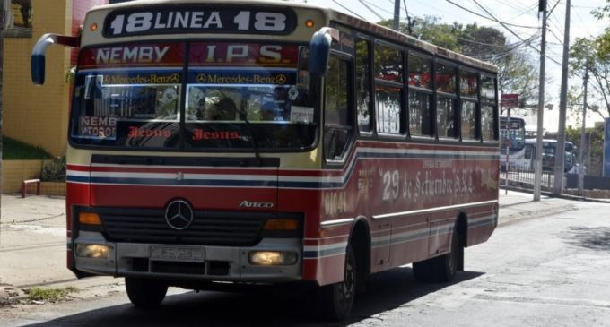Choferes de la Línea 18-1 denuncian persecución por parte del Viceministerio del Transporte
