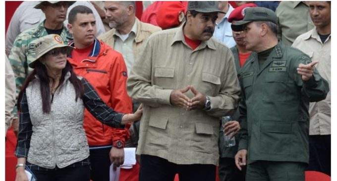 Venezuela reacciona a la declaración de Trump sobre la opción militar
