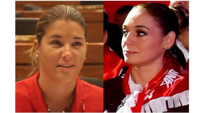 """'Maru' Crichigno, contra Cynthia Tarragó: """"Yo no soy rubia hueca. Yo estudié para servir a la gente"""""""