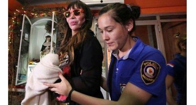 Moria Casán vuelve a Paraguay para terminar con la causa por el robo de las joyas