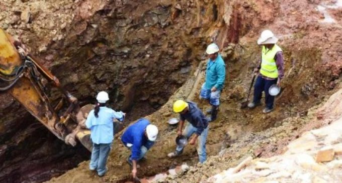 Viceministro de Minas dice desconocer intenciones de empresa italiana de explotar oro en Guairá