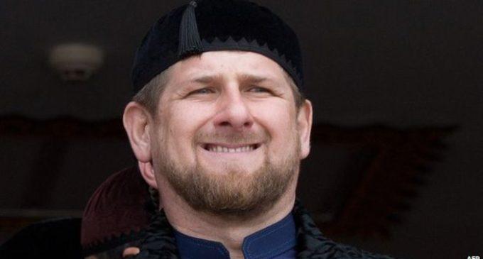 Ramzán Kadyrov, el polémico líder de Chechenia que quiere acabar con los homosexuales y los divorciados
