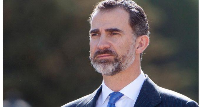 """Fuerte mensaje del rey de España sobre atentado en Barcelona: """"Son unos asesinos,simplemente unos criminales"""""""