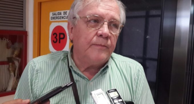 Candidatura de Adolfo Ferreiro a la Vicepresidencia podría darse si hay el acuerdo necesario