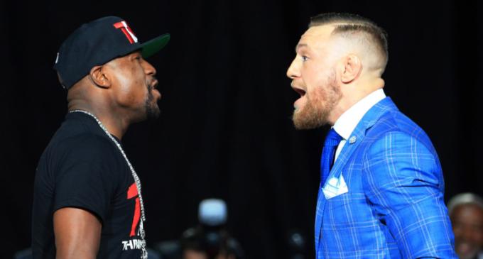 """""""Pararon la pelea demasiado pronto"""", según McGregor"""