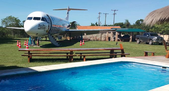 Avión de LAP se sumará a otra aeronave en Loma Grande