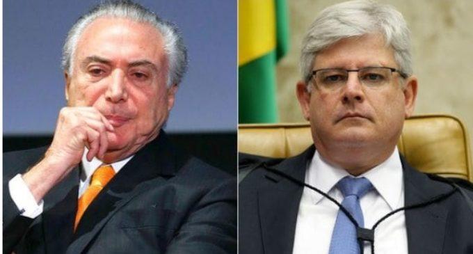 Brasil: Presidente Michel Temer pidió suspender al fiscal general que lo investiga por corrupción