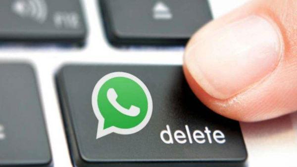 Así se llamará la función de borrar mensajes de WhatsApp
