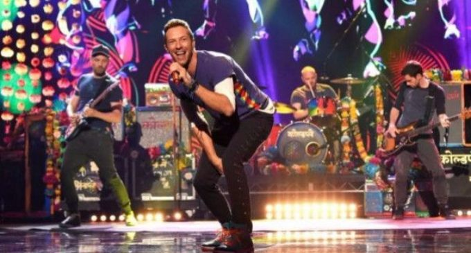 "Coldplay compone ""Houston"" en honor a los afectados por Harvey"