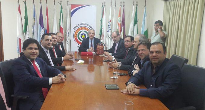 Gneiting deja la presidencia del Consejo de Gobernadores