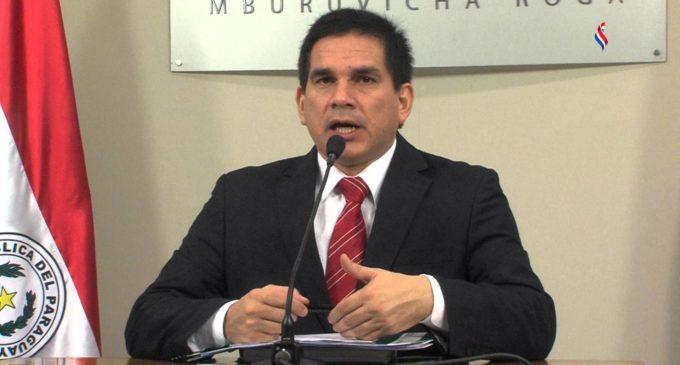 Ministro de MAG ratifica rechazo al Subsidio