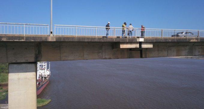Tras revisión, aseguran que no existe fisura en el Puente Remanso