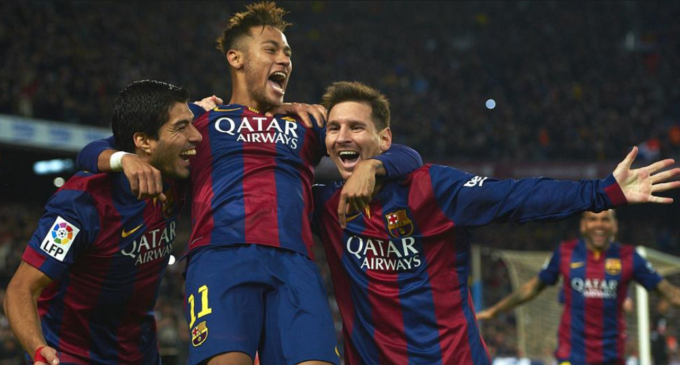 "Neymar se despide de Barcelona con un emotivo video: ""Messi, te amo"""