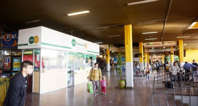 Avanza renovación de la Terminal
