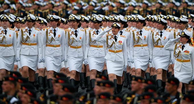 Rusia incorporará mujeres pilotos a sus Fuerzas Aéreas