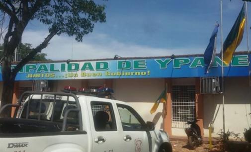 Llamativo robo en la Municipalidad de Ypané