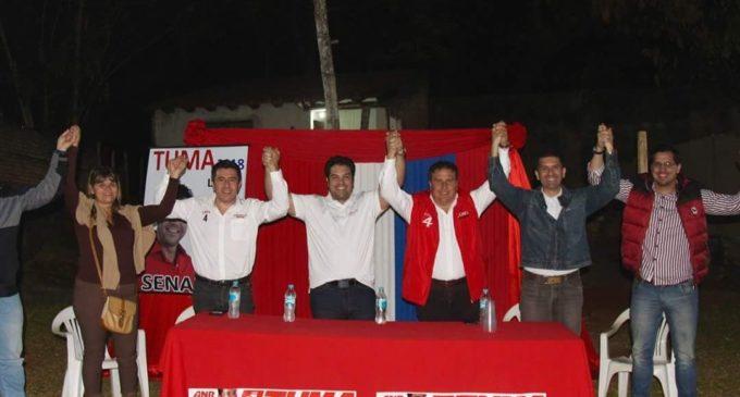 Óscar Tuma garantiza que votos de su movimiento decidirán internas presidenciables coloradas