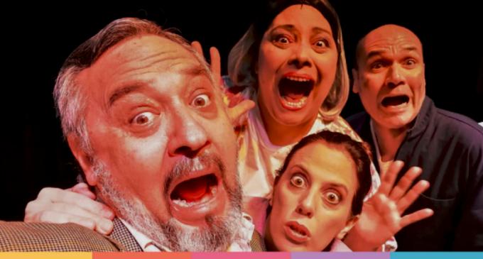 Sorpresaaa!!!: una comedia para asistir con las suegras