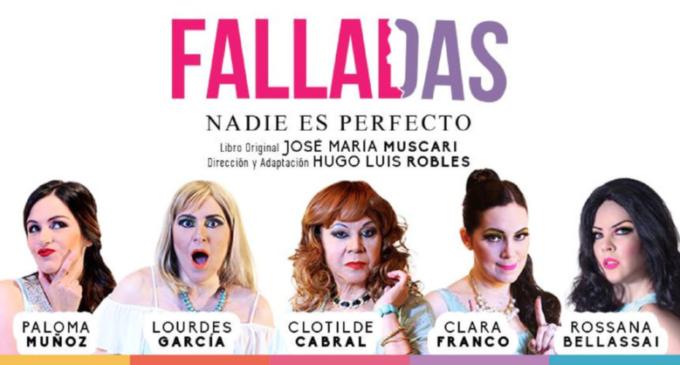 Falladas: El éxito de la calle corrientes con elenco paraguayo
