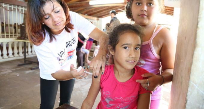 Campaña de vacunación contra el papiloma humano
