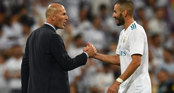 El Real Madrid se aferra a Benzema