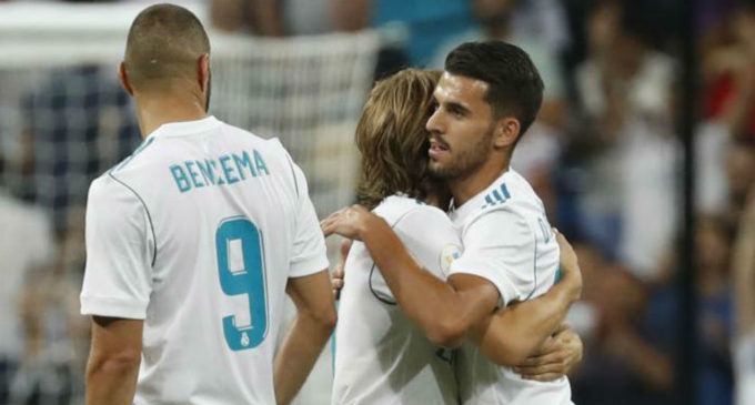 "El Madrid ya fabrica un ""nuevo Modric"""