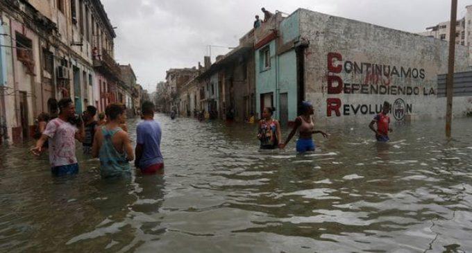 Cuba: 10 muertos por el huracán Irma en la isla