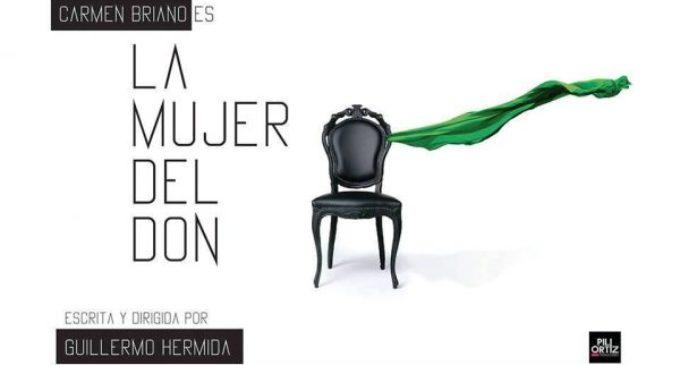 """Unipersonal """"La mujer del don"""" se presenta este viernes"""