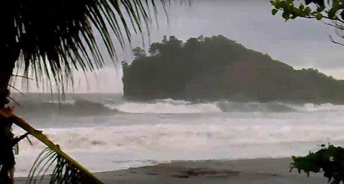 Devastadoras imágenes del paso del huracán Irma