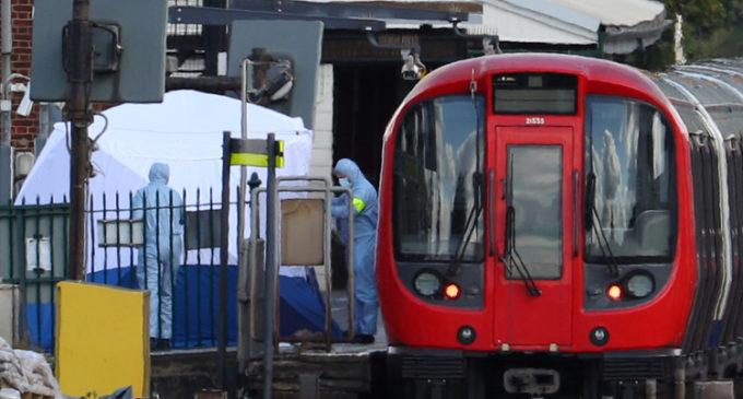 Policía de Londres identifica al sospechoso del ataque de Parsons Green