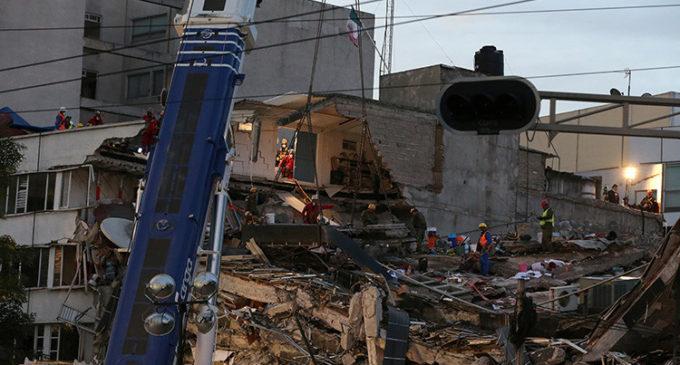 Un sismo de magnitud 6,1 sacude México