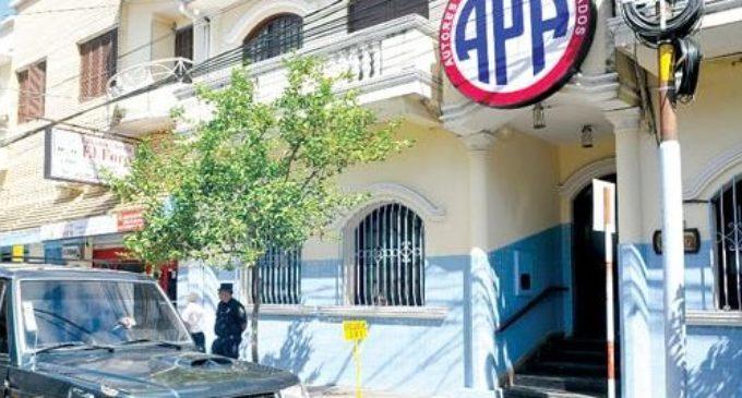 APA presentó nuevas autoridades