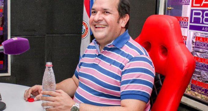 """Arnaldo Samaniego: """"Quiero seguir desde Congreso con las labores que hicimos en la Intendencia"""""""