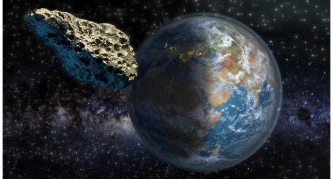 El asteroide Florence pasará esta madrugada cerca de la Tierra