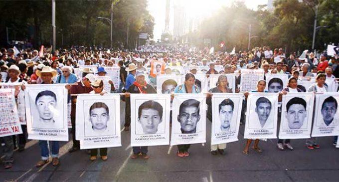 Caso Ayotzinapa en México: tres años de lucha y no hay culpables