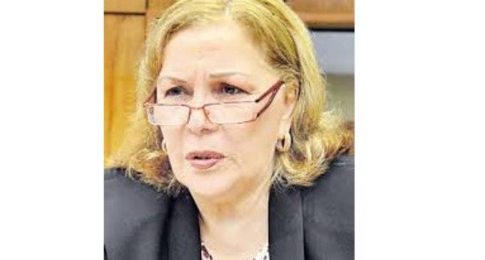 Senadora Blanca Lila Mignarro confirma salida del llanismo