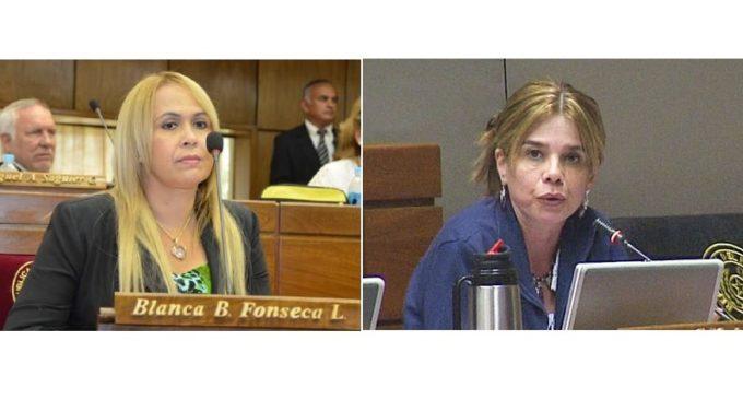 """La senadora Blanca Fonseca dice que Desirée Masi """"tomó de su propia medicina"""""""