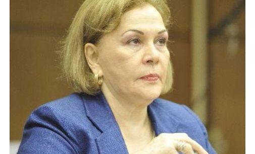La senadora Blanca Lila Mignarro retiró denuncia contra Stiben Patrón